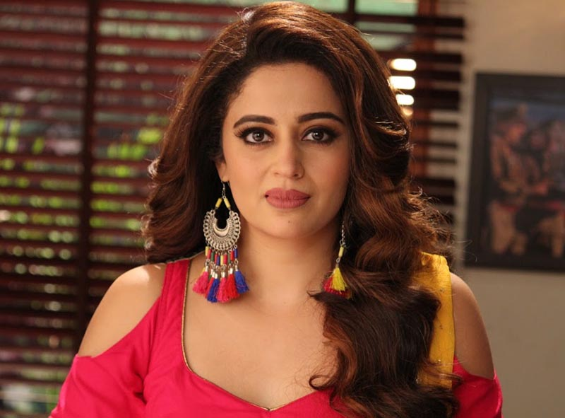 Neha Pendse as Chamko in show Partners Trouble Ho Gayi Double