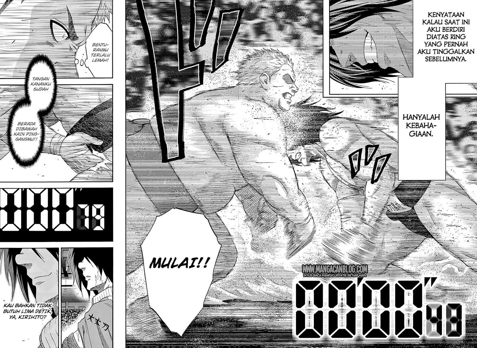 Hinomaru Zumou Chapter 139-9