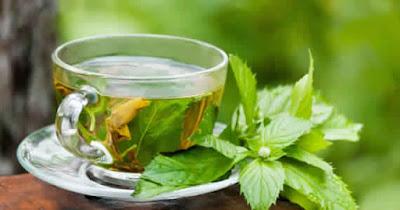 Tisane à la menthe: un remède naturel
