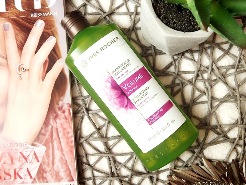 szampon zwiększający objętość włosów, szampon bez SLS