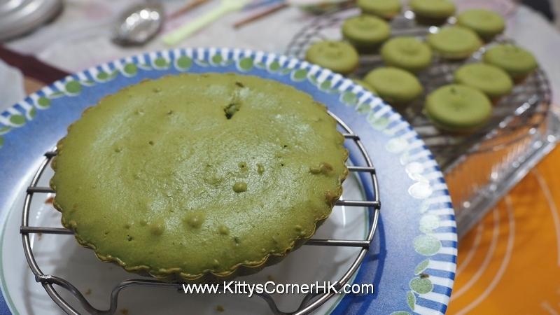Green Tea Cake 抹茶蛋糕 綠茶 自家烘焙 食譜 home baking recipes
