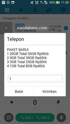 harga paket internet im3 murah 2018