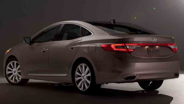 2018 Hyundai Azera Release Date Price And Specs Auto Zone