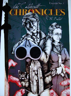 Portada del libro The Caldecott Chronicles, de R. G. Bullet