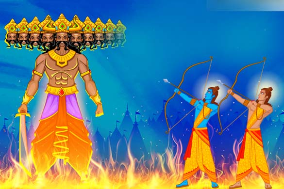 Navratri Dussehra 2018 Date History Facts Images in Hindi