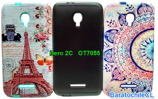 Carcasa Alcatel Hero 2C  7055