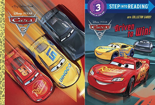 39 Cars 3 39 Books Popping up on Amazon