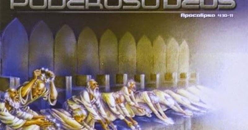 cd do pastor antonio cirilo-poderoso deus