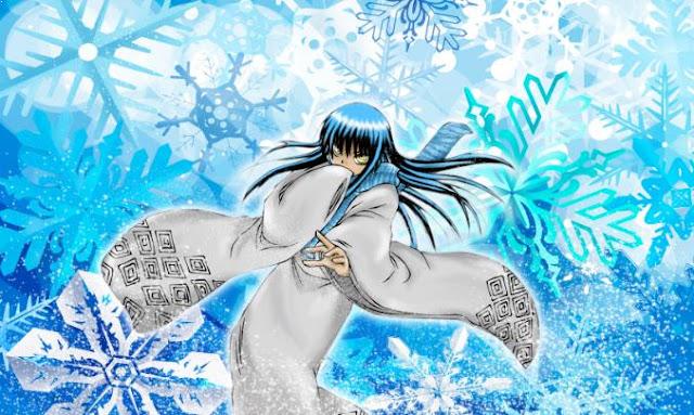 Tsurara Oikawa ( Nurarihyon no Mago )