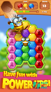 Bee Brilliant Blast apk Mod download