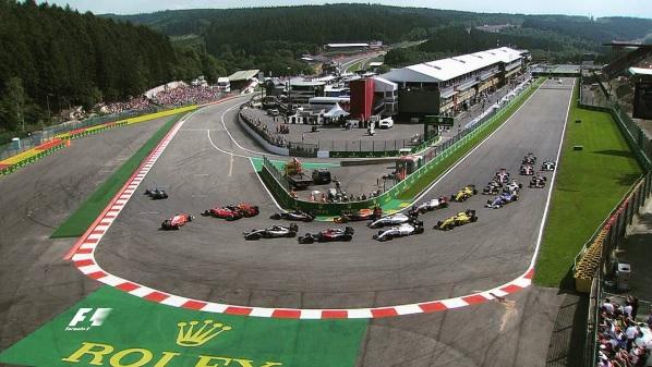 Gran Premio Bélgica 2016