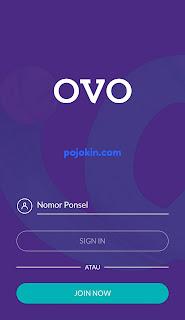 Cara daftar OVO dan mendapatkan OVO point gratis