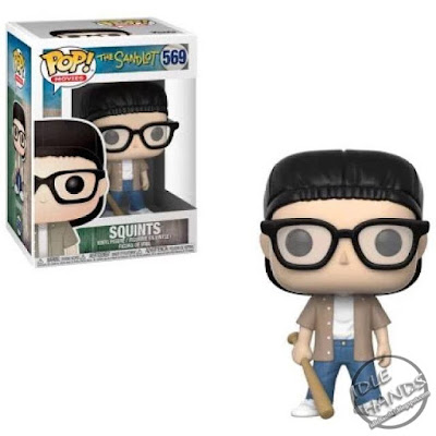Funko Pops The Sandlot Squints