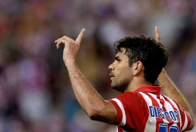 AGEN BOLA - Diego Costa Ingin Balik Ke Tim Nya Terdahulu Atletico Madrid