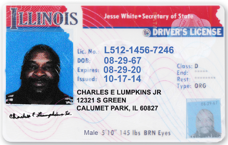 I will edit or make any type of scanned images, driver license or id ...
