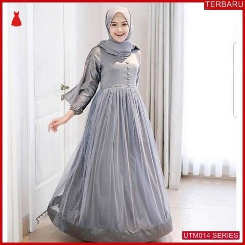UTM014T58 Baju Ter Muslim Queen Dewasa Dress UTM014T58 00E | Terbaru BMGShop