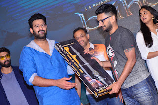 world of baahubali press meet photos
