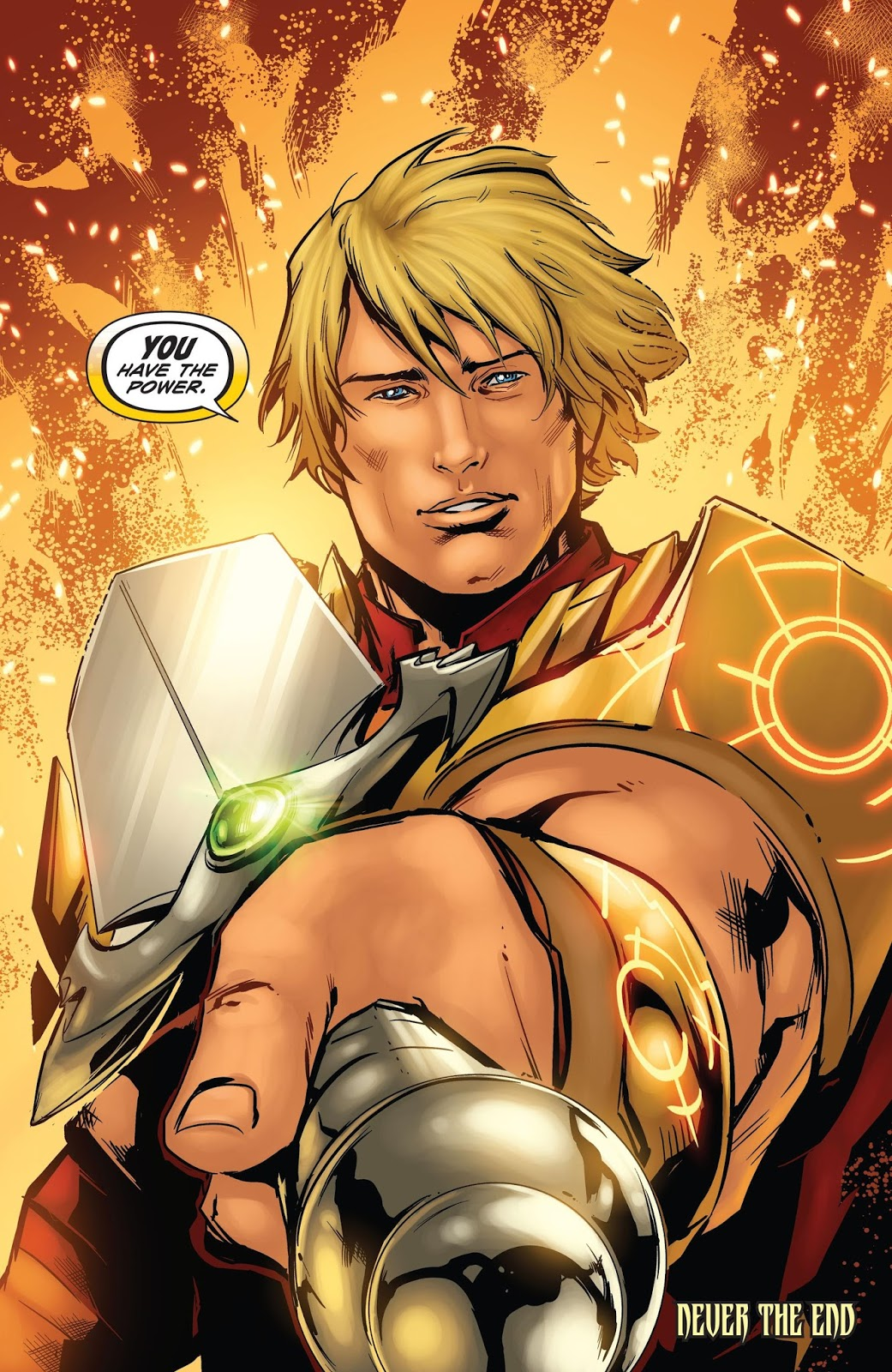 Weird Science Dc Comics He Man The Eternity War 15 Review With tenor, maker of gif keyboard, add popular he man i have the power animated gifs to your conversations. dc comics he man the eternity war 15