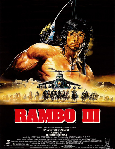 Ver Rambo 3 (1988) Online