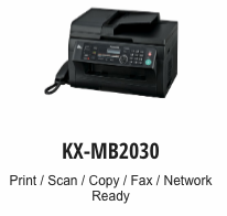 Panasonic KX-MB2030 Drivers Free Download