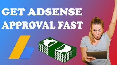 Adsense Approval Fast,adsense,adsense thumbnail,technical bishnuji