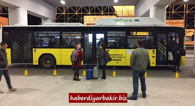 Diyarbakır havaalanı belediye otobüs saatleri