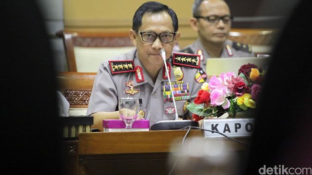 Ada Apa Kapolri Tito Kumpulkan Dirlantas dan Kasatlantas se-Indonesia Hari Ini?