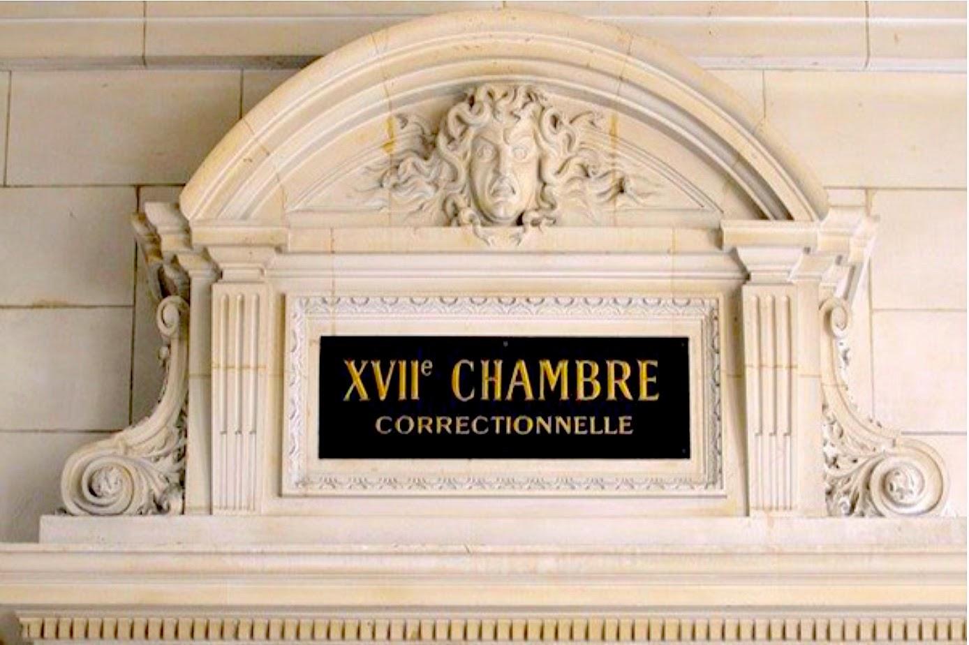 Pas l 39 info pourquoi charlie hebdo ne dessinera plus le for Chambre correctionnelle paris
