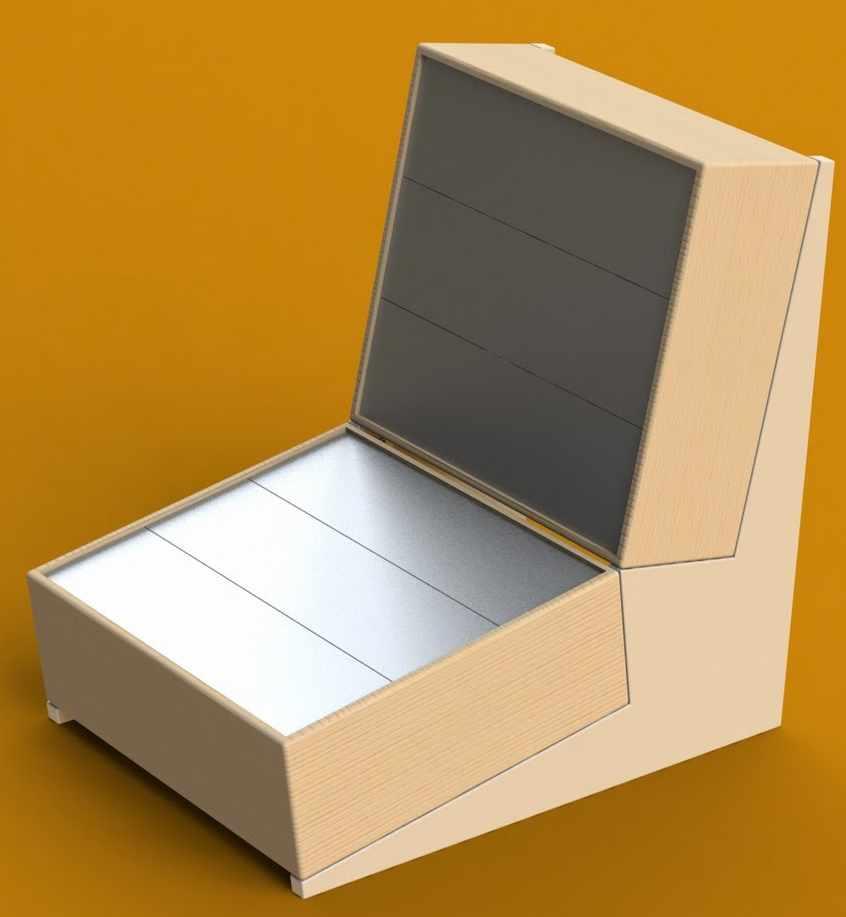 PatchPierre Net: DIY Modular Case Ideas
