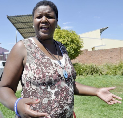 """""""My vagina is cured, my husband a happy man"""" says SA woman 'healed' with pastor's shoe"""