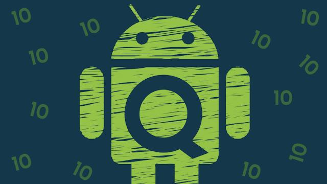 تحديث اندرويد Android 10.0 Q لأجهزة سامسونج جلاكسي