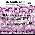 Dia 16 Mobilització contra les violències masclistes