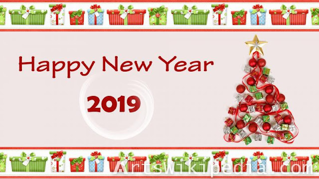Happy New Year 2019 my love