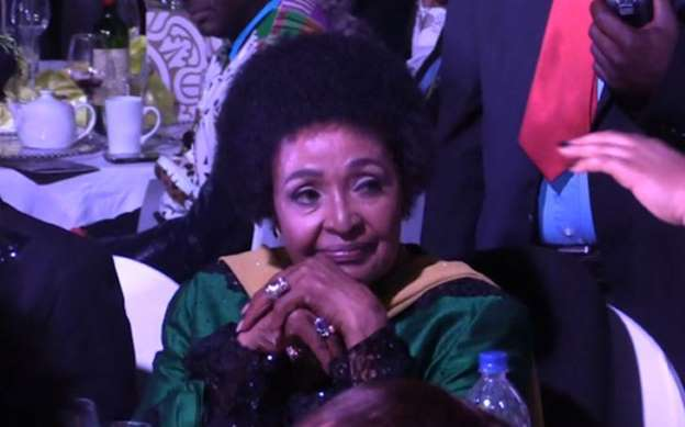 Winnie Madikizela-Mandela leaves hospital