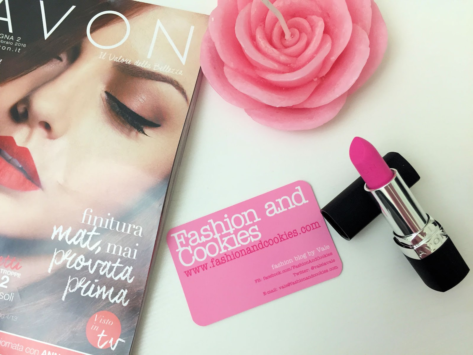 Avon Perfectly Matte Lipstick Electric Pink on Fashion and Cookies beauty blog, beauty blogger