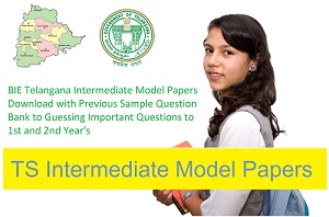 TS 2nd Inter Model Papers 2019