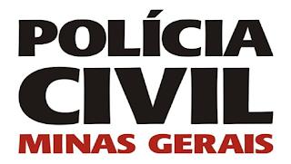Resultado de imagem para SERVIÇO POLICIA CIVIL MG