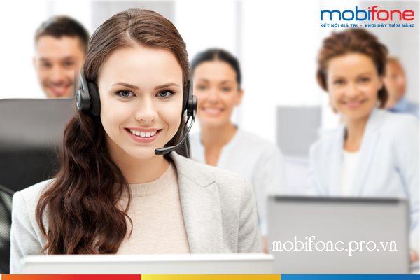 Cách gọi tổng đài Mobifone từ điện thoại bàn, số ngoại mạng