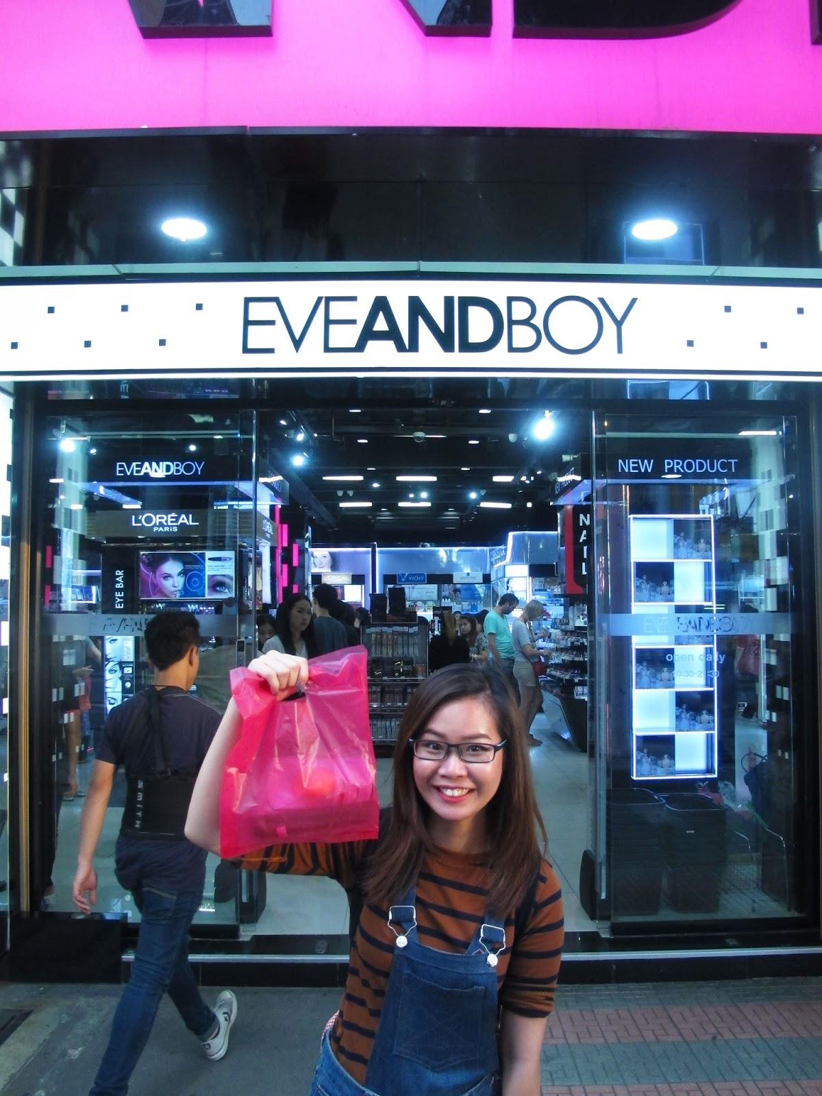 Eveandboy Siam Square