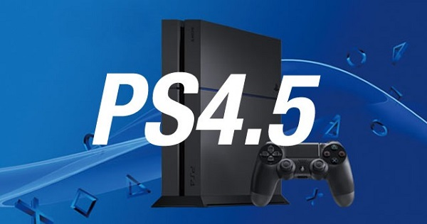 Sony's new game console called the PlayStation 4.5 and supports 4K resolution offered