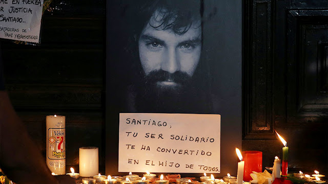 """La familia de Santiago Maldonado asegura que el juez que cerró la causa fue """"extorsionado"""""""