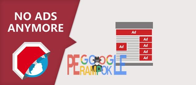 cara menghilangkan ads atau iklan dari hosting gratisan