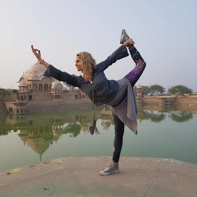 Bạn đã thử kết hợp du lịch với tập luyện Yoga?