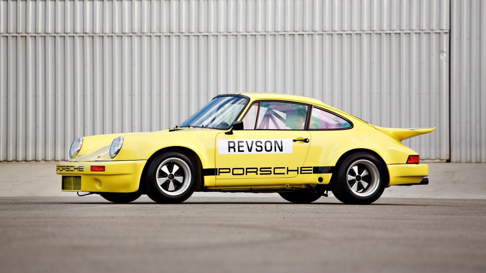 1974 Porsche 911 Carrera 3.0 IROC RSR Coupe $2,310,000