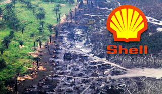 Shell and oil spill in Nigeria