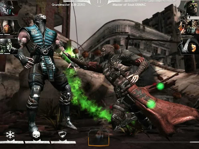 Mortal Kombat X Apk Full
