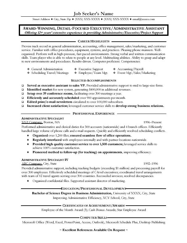 business administration resume objective 58 Business - business administration resume objective