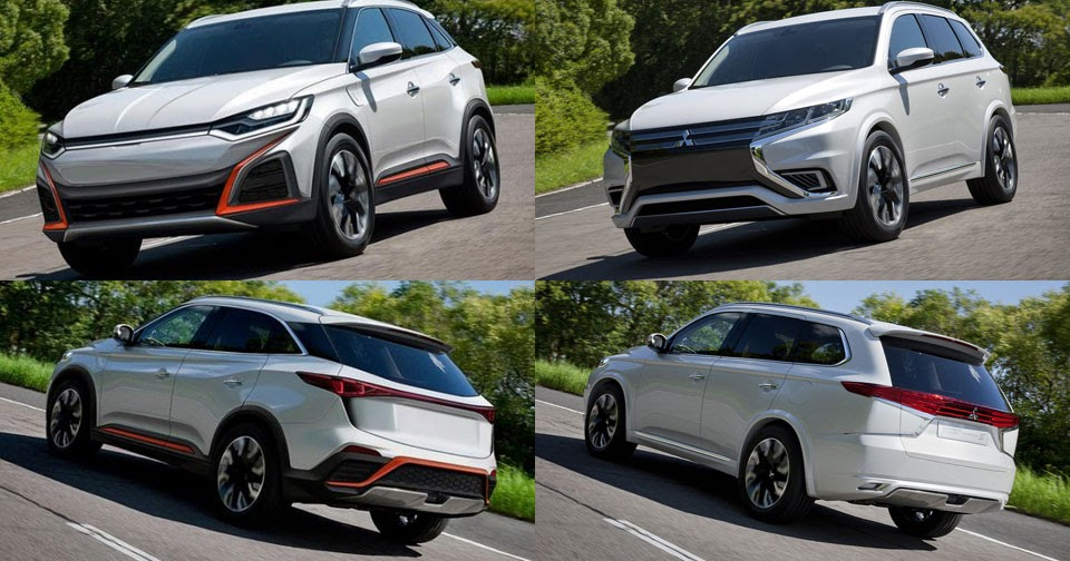 A & P Automotive >> [Updated] WM Motors Photoshopped Its Electric SUV Over A ...