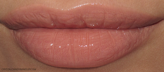 Burberry Kisses Gloss No.17 Nude Beige Swatches