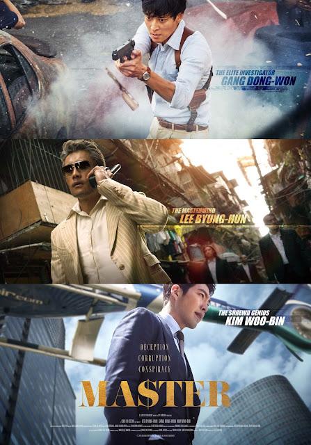 Sinopsis Master / 마스터 (2016) - Film Korea